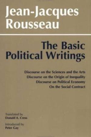 Reading books The Basic Political Writings