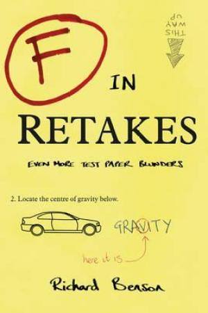 Reading books F in Retakes: Even More Test Paper Blunders