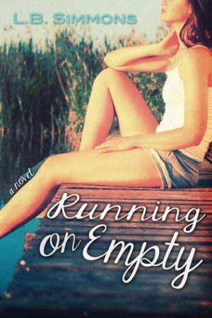 Reading books Running on Empty (Mending Hearts, #1)