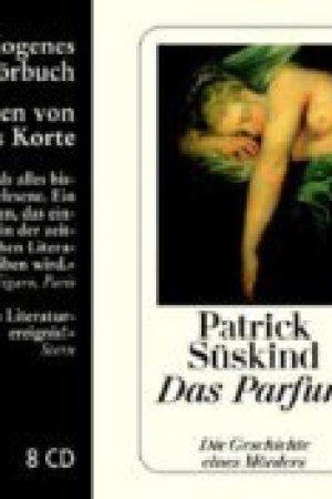Reading books Das Parfum
