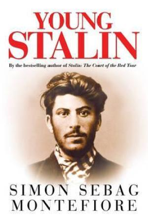 Reading books Young Stalin