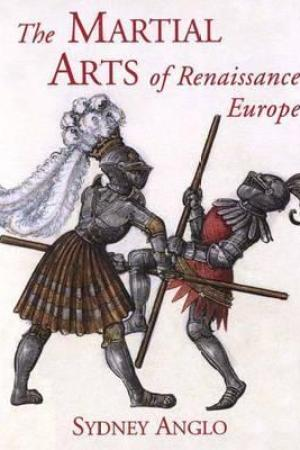Reading books The Martial Arts of Renaissance Europe