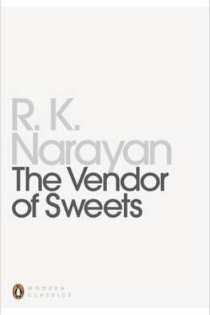Reading books The Vendor of Sweets