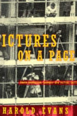 Reading books Pictures On A Page: Photojournalism,Graphics and Picture Editing