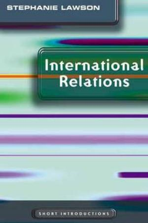 Reading books International Relations