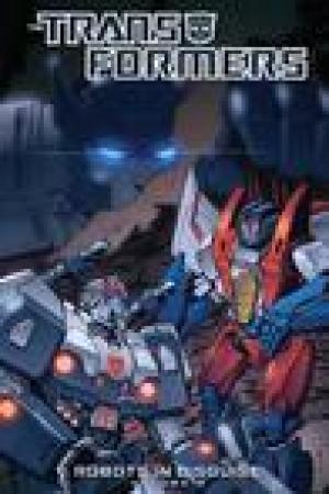 read online Transformers: Robots in Disguise, Volume 3