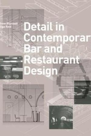 Reading books Detail in Contemporary Bar and Restaurant Design