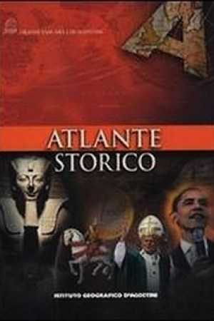 Reading books Atlante storico