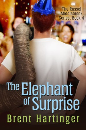 Reading books The Elephant of Surprise (Russel Middlebrook, #4)