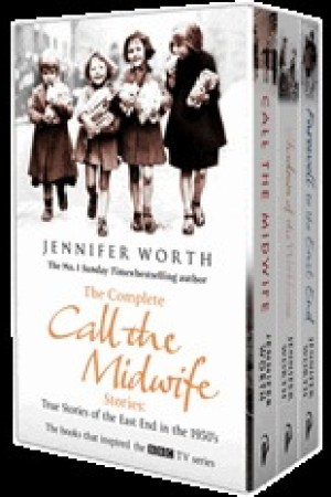 Reading books Call the Midwife Boxed Set: Call the Midwife, Shadows of the Workhouse, Farewell to the East End