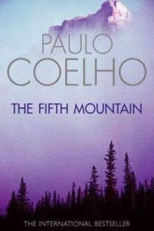 Reading books The Fifth Mountain
