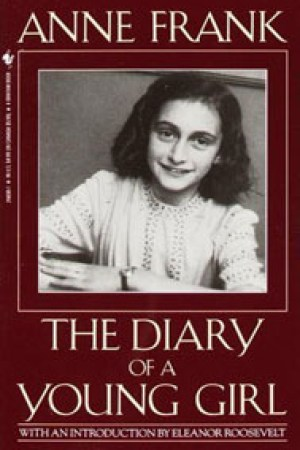 Reading books The Diary of a Young Girl