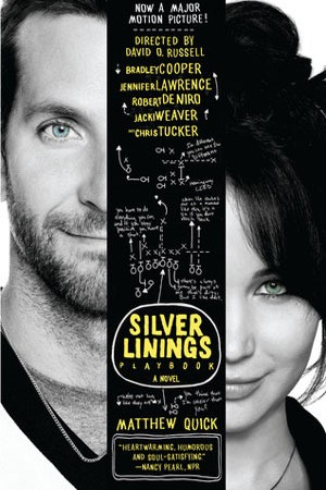 Reading books The Silver Linings Playbook