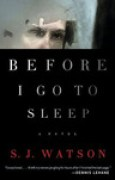 Download Before I Go to Sleep books