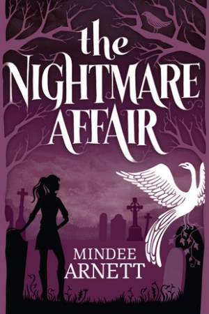 read online The Nightmare Affair (The Arkwell Academy, #1)