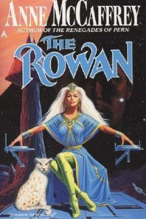 Reading books The Rowan (The Tower and the Hive, #1)