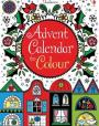 Advent Calendar To Colour Bb