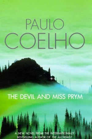 Reading books The Devil and Miss Prym (On the Seventh Day, #3)