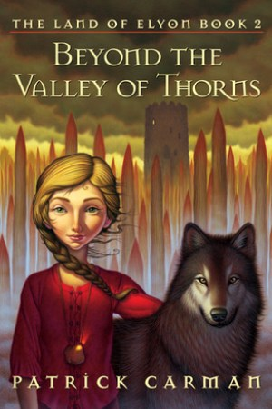 read online Beyond the Valley of Thorns (The Land of Elyon, #2)