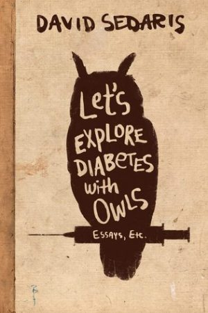 Reading books Let's Explore Diabetes with Owls