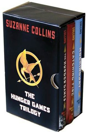 read online The Hunger Games Trilogy Boxset (The Hunger Games, #1-3)