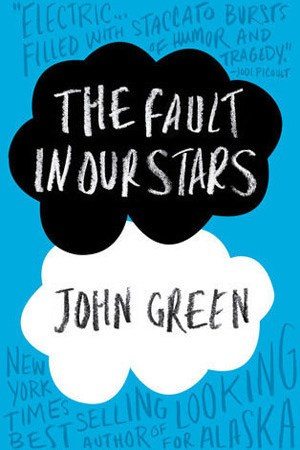 Reading books The Fault in Our Stars