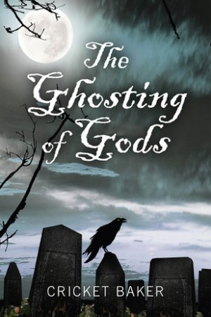 Reading books The Ghosting of Gods