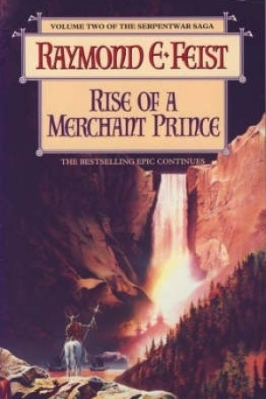 Reading books Rise of a Merchant Prince (The Serpentwar Saga, #2)