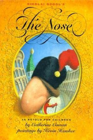 Reading books The Nose