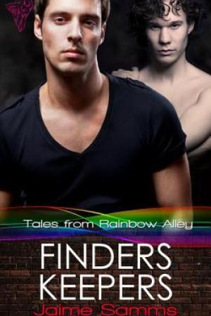 Reading books Finders, Keepers (Tales from Rainbow Alley, #2)
