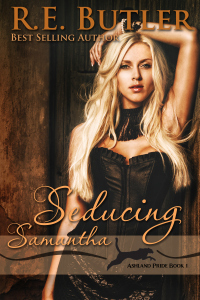 Seducing Samantha (Ashland Pride, #1)