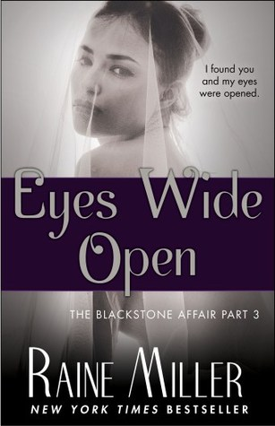 Eyes Wide Open (The Blackstone Affair, #3)