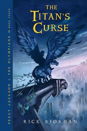Reading books The Titan's Curse (Percy Jackson and the Olympians, #3)