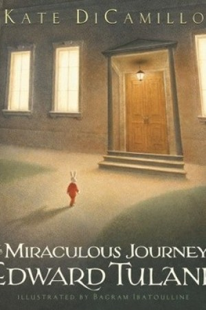 Reading books The Miraculous Journey of Edward Tulane
