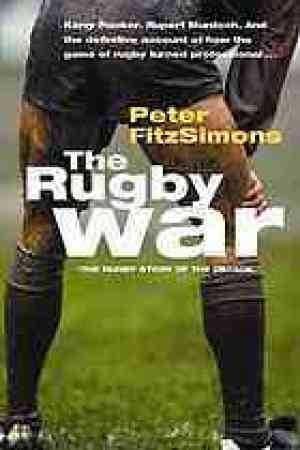 Reading books The Rugby War