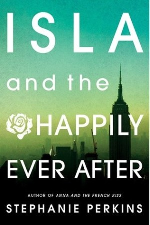 Reading books Isla and the Happily Ever After (Anna and the French Kiss, #3)