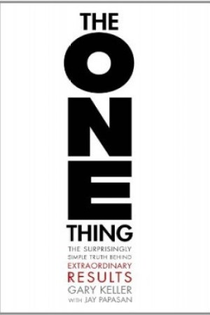 Reading books The One Thing: The Surprisingly Simple Truth Behind Extraordinary Results