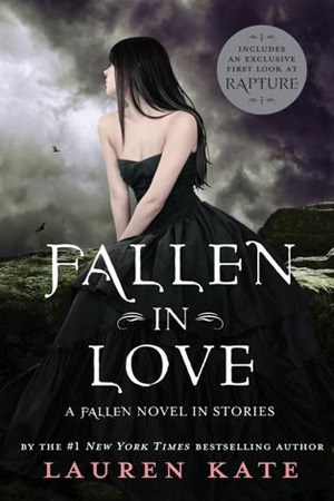 Reading books Fallen in Love (Fallen, #3.5)