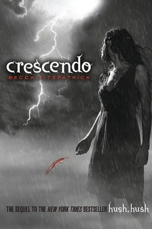Reading books Crescendo (Hush, Hush, #2)