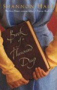 Download Book of a Thousand Days books
