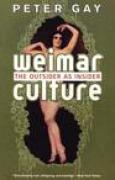 Download Weimar Culture: The Outsider as Insider pdf / epub books