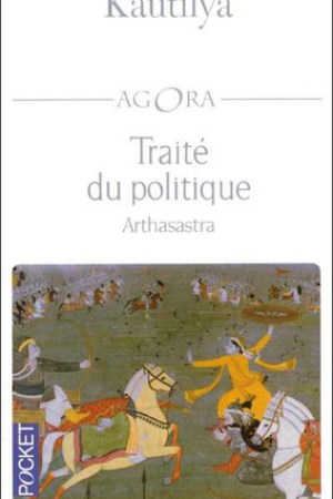 Reading books Arthasastra, trait du politique