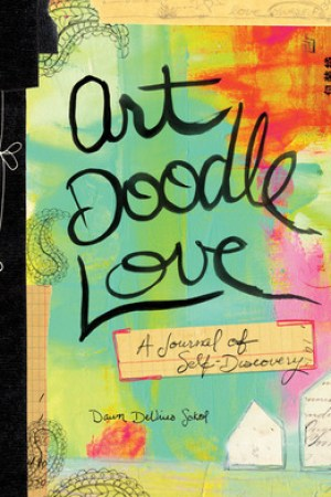 Reading books Art Doodle Love: A Journal of Self-Discovery