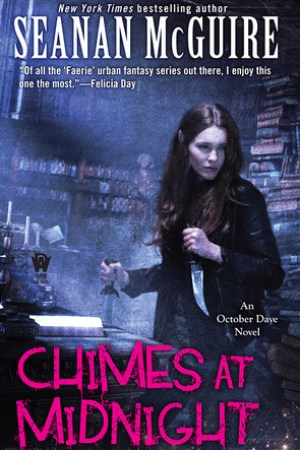 read online Chimes at Midnight (October Daye, #7)
