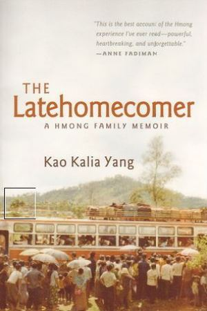Reading books The Latehomecomer