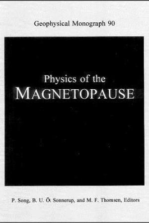 Reading books Physics of the Magnetopause