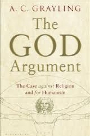 Reading books The God Argument: The Case against Religion and for Humanism