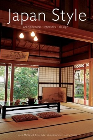 Reading books Japan Style: Architecture Interiors Design
