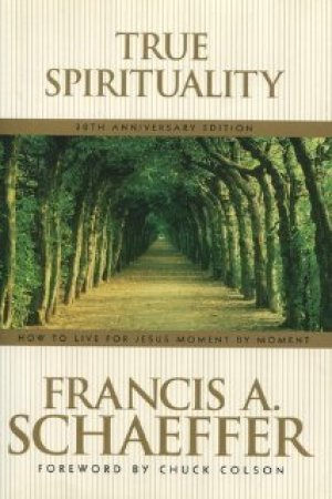 Reading books True Spirituality: How to Live for Jesus Moment by Moment