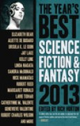 Download The Year's Best Science Fiction & Fantasy, 2013 books